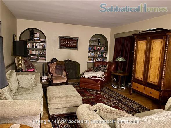 Lovely furnished home close to Narberth shops and train station  Home Rental in Merion Station, Pennsylvania, United States 3