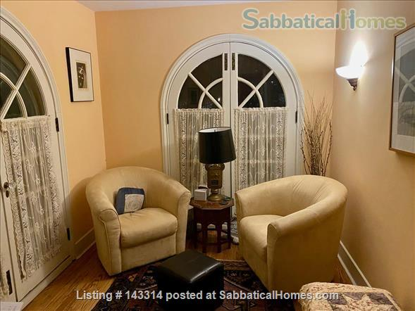 Lovely furnished home close to Narberth shops and train station  Home Rental in Merion Station, Pennsylvania, United States 4
