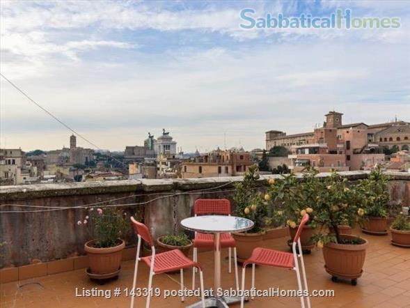 MEDIUM MONTI FAMILY FURNISHED SABBATICAL HOME NEXT TO COLOSSEO Via Madonna dei Monti. Home Rental in Roma, Lazio, Italy 9