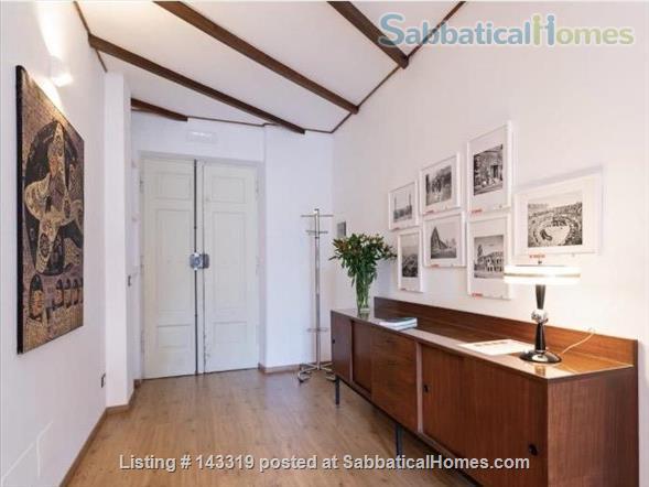 MEDIUM MONTI FAMILY FURNISHED SABBATICAL HOME NEXT TO COLOSSEO Via Madonna dei Monti. Home Rental in Roma, Lazio, Italy 4