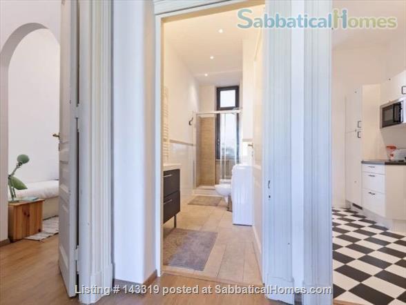 MEDIUM MONTI FAMILY FURNISHED SABBATICAL HOME NEXT TO COLOSSEO Via Madonna dei Monti. Home Rental in Roma, Lazio, Italy 6