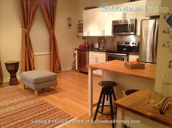 West Philly One-Bedroom Pad, Easy Campus Access Home Rental in Philadelphia, Pennsylvania, United States 1