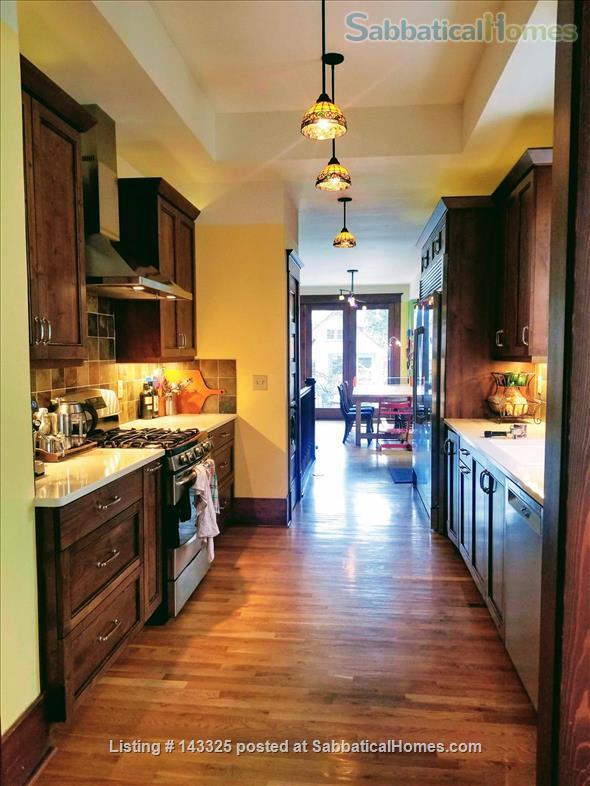 Historic home in old town Fort Collins for lease Aug 2021-Aug 2022  Home Exchange in Fort Collins, Colorado, United States 0