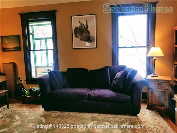 Historic home in old town Fort Collins for lease Aug 2021-Aug 2022  Home Exchange in Fort Collins, Colorado, United States 3