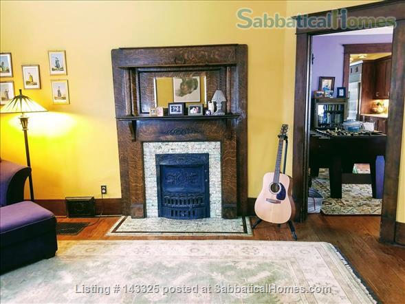 Historic home in old town Fort Collins for lease Aug 2021-Aug 2022  Home Exchange in Fort Collins, Colorado, United States 4