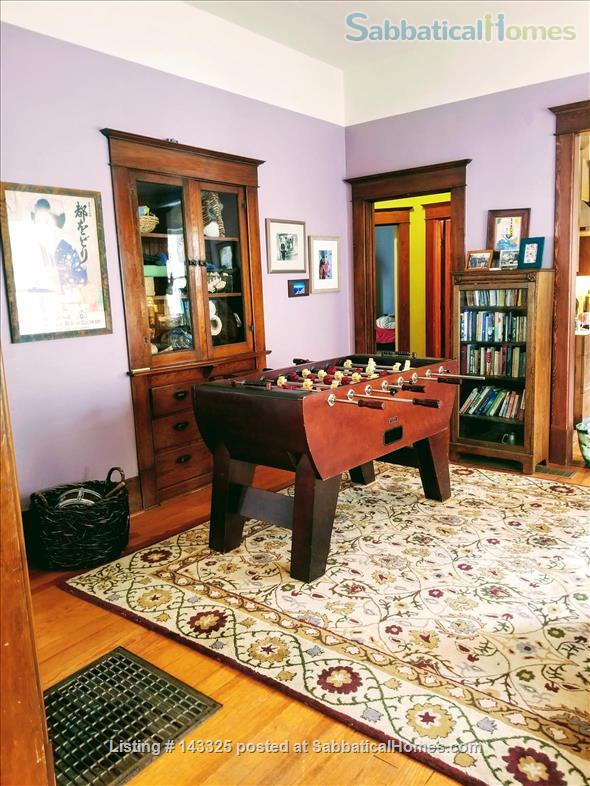 Historic home in old town Fort Collins for lease Aug 2021-Aug 2022  Home Exchange in Fort Collins, Colorado, United States 5