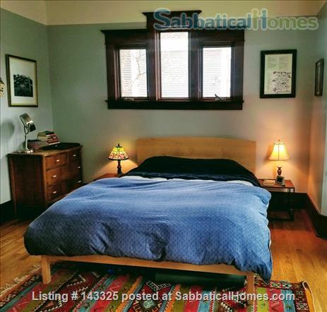 Historic home in old town Fort Collins for lease Aug 2021-Aug 2022  Home Exchange in Fort Collins, Colorado, United States 6