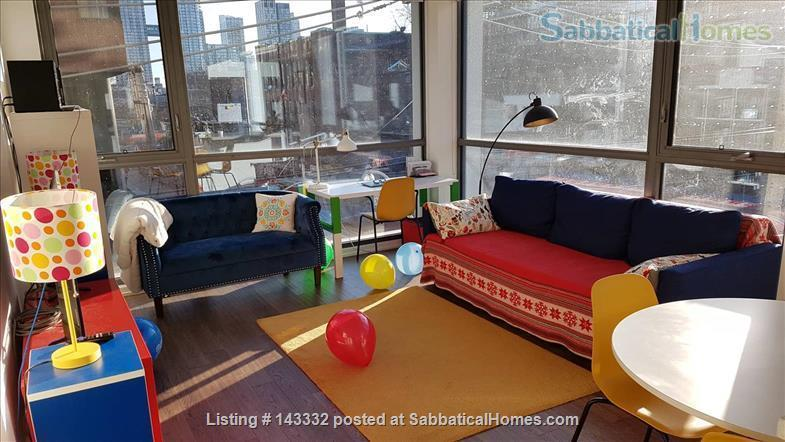 Sunny 2 bedroom apartment in downtown Toronto (price includes all utilities!) Home Rental in Toronto, Ontario, Canada 1