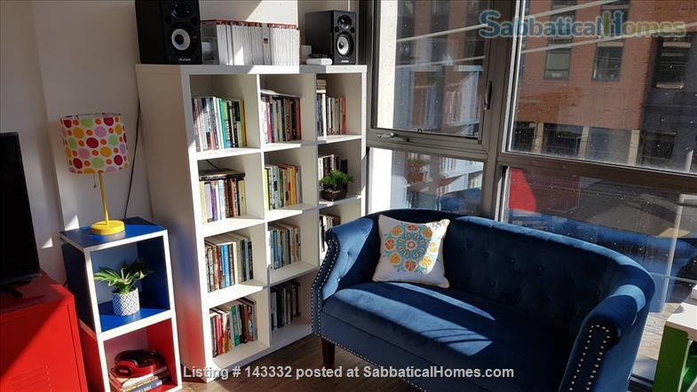 Sunny 2 bedroom apartment in downtown Toronto (price includes all utilities!) Home Rental in Toronto, Ontario, Canada 0