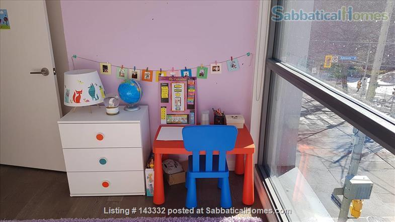 Sunny 2 bedroom apartment in downtown Toronto (price includes all utilities!) Home Rental in Toronto, Ontario, Canada 4