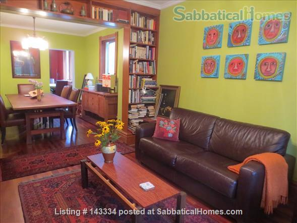 Stunning, Serene Oasis in the City:  3 Bedroom Gem Home Rental in Toronto 0