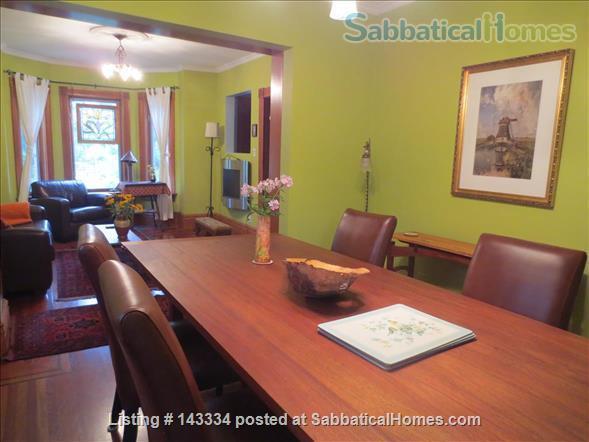 Stunning, Serene Oasis in the City:  3 Bedroom Gem Home Rental in Toronto, Ontario, Canada 2