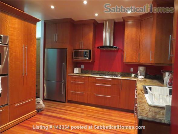 Stunning, Serene Oasis in the City:  3 Bedroom Gem Home Rental in Toronto, Ontario, Canada 5