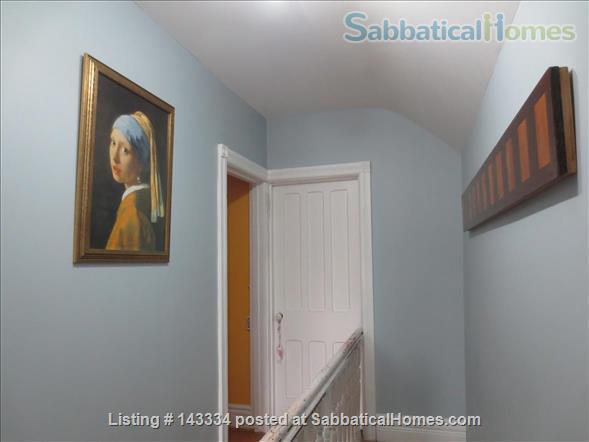 Stunning, Serene Oasis in the City:  3 Bedroom Gem Home Rental in Toronto, Ontario, Canada 7