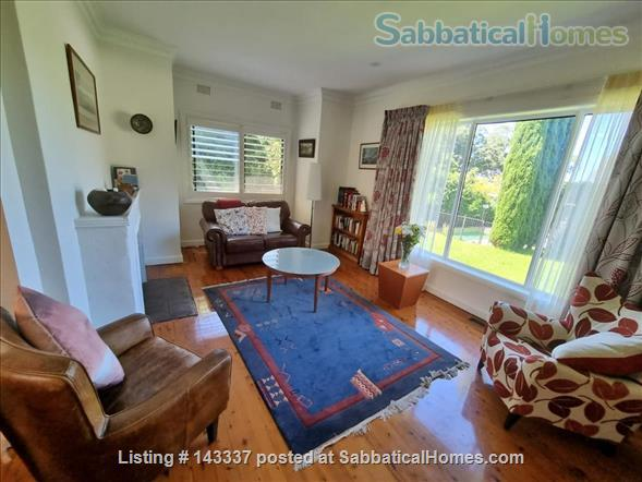 Cosy, sunny, two-storey home overlooking city and beaches Home Exchange in Wollongong, NSW, Australia 3