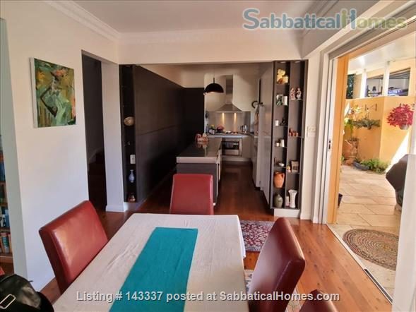 Cosy, sunny, two-storey home overlooking city and beaches Home Exchange in Wollongong, NSW, Australia 4