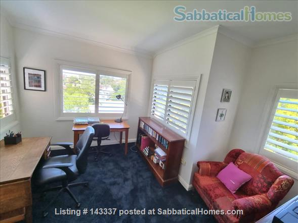 Cosy, sunny, two-storey home overlooking city and beaches Home Exchange in Wollongong, NSW, Australia 5