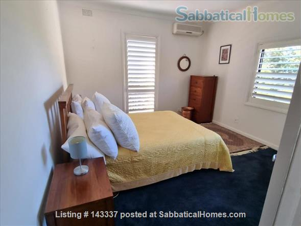 Cosy, sunny, two-storey home overlooking city and beaches Home Exchange in Wollongong, NSW, Australia 6