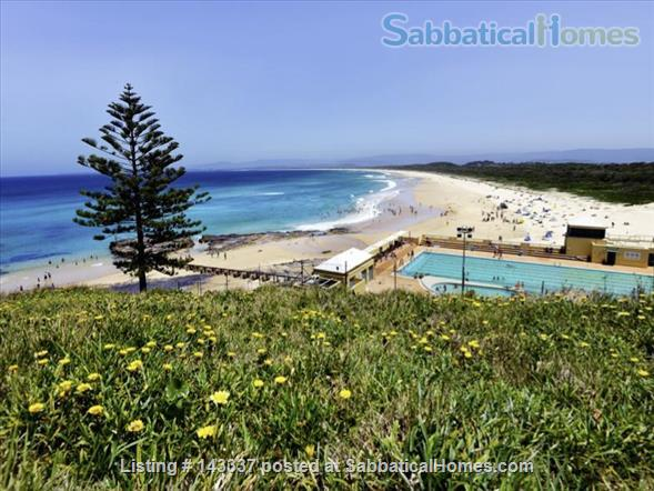 Cosy, sunny, two-storey home overlooking city and beaches Home Exchange in Wollongong, NSW, Australia 9