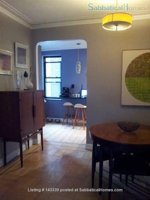 Two Bedroom Beauty in Upper Manhattan Home Rental in New York, New York, United States 2