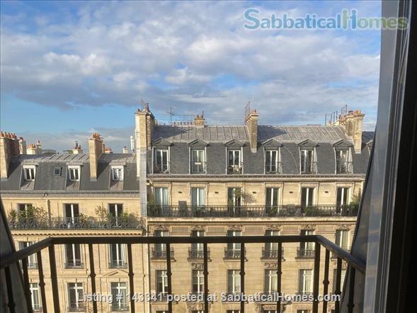 COSY FURNISHED 3 BEDROOM APARTMENT PARIS 8/17 - 111m2/1196ft2 3,800€/month Home Rental in Paris, Île-de-France, France 1