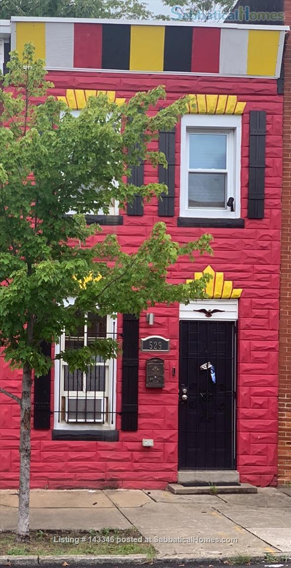 The Maryland House Home Rental in Baltimore, Maryland, United States 1