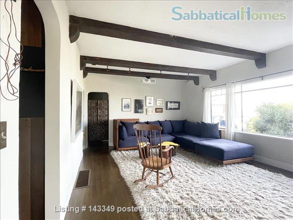 Serene and Charming, Furnished SF Condo with Panoramic Views (1600+ sq ft) Home Rental in San Francisco 5