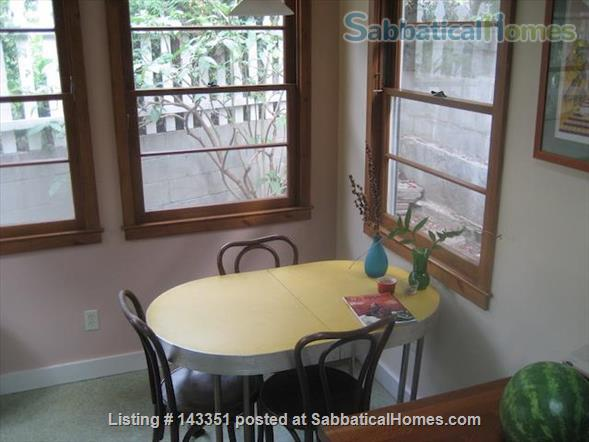 Silver Lake Bungalow Home Rental in Los Angeles, California, United States 9
