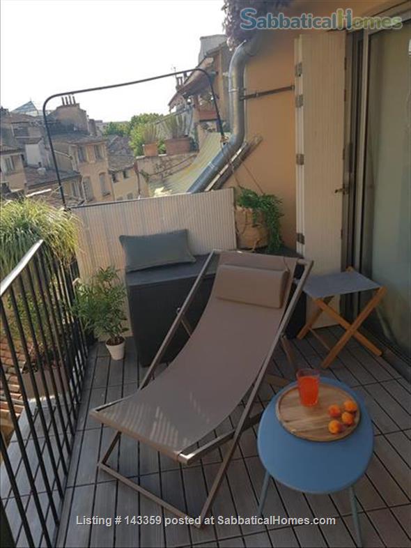 Beautiful duplex with terrace / Historical Center Home Rental in Aix-en-Provence, Provence-Alpes-Côte d'Azur, France 9