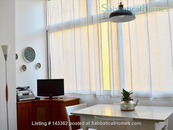 Design apt 45 sqm city center and  Rome Archeological park Home Rental in Rome, Lazio, Italy 0