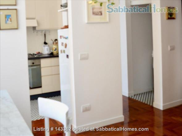 Design apt 45 sqm city center and  Rome Archeological park Home Rental in Rome, Lazio, Italy 4