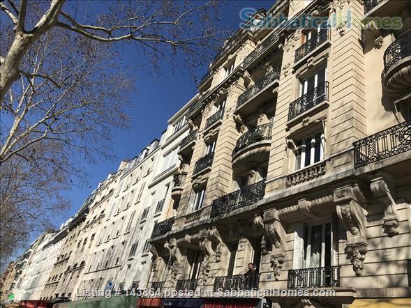 Beautiful and spacious  3/4 bedrooms apartment near Luxembourg garden- quartier latin- Montparnasse-Paris 6ème Home Rental in Paris, Île-de-France, France 3