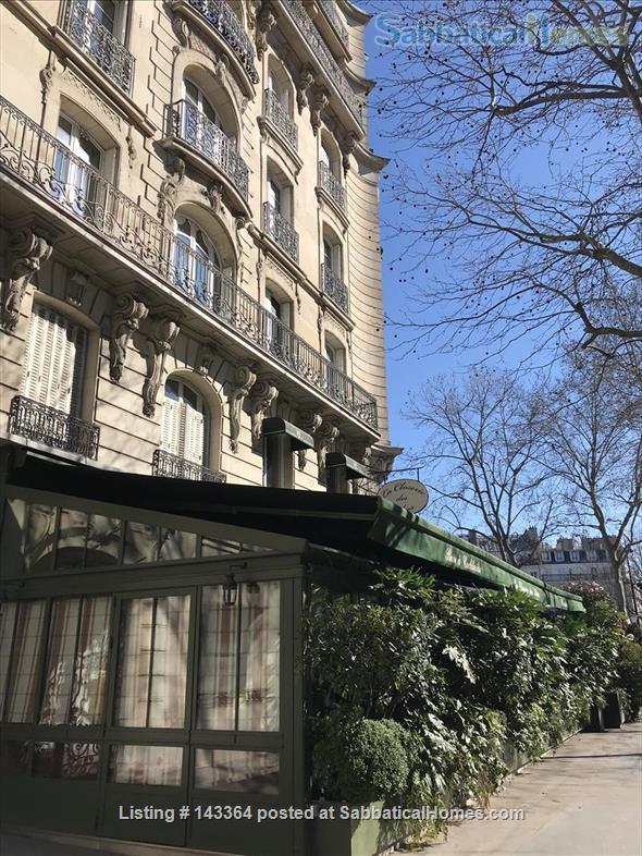Beautiful and spacious  3/4 bedrooms apartment near Luxembourg garden- quartier latin- Montparnasse-Paris 6ème Home Rental in Paris, Île-de-France, France 4
