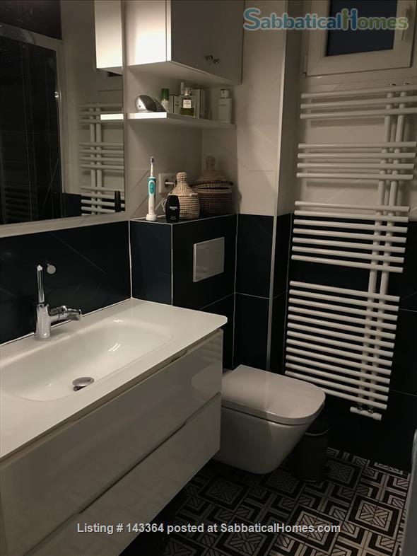 Beautiful and spacious  3/4 bedrooms apartment near Luxembourg garden- quartier latin- Montparnasse-Paris 6ème Home Rental in Paris, Île-de-France, France 5