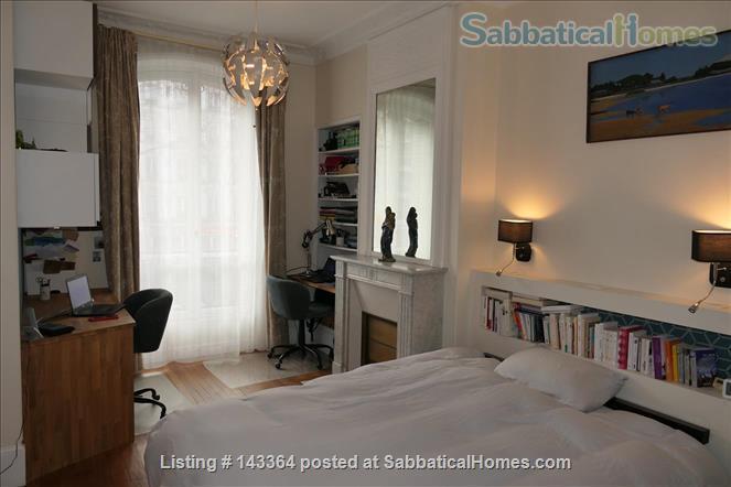 Beautiful and spacious  3/4 bedrooms apartment near Luxembourg garden- quartier latin- Montparnasse-Paris 6ème Home Rental in Paris, Île-de-France, France 7