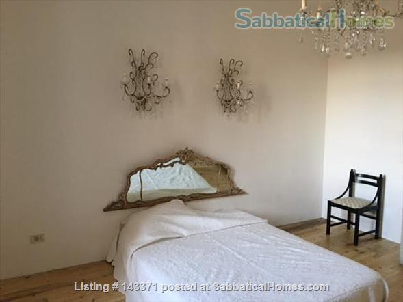 Rooftop apartment on medieval piazza Home Rental in Foligno, Umbria, Italy 3