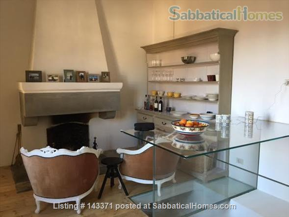 Rooftop apartment on medieval piazza Home Rental in Foligno, Umbria, Italy 5