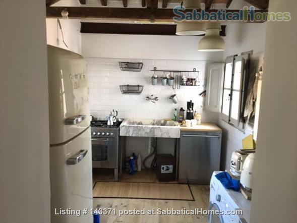 Rooftop apartment on medieval piazza Home Rental in Foligno, Umbria, Italy 6