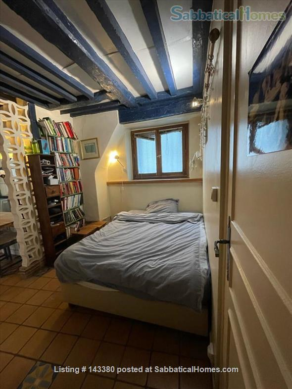 Charming studio at the heart of the Latin quarter Home Rental in Paris, Île-de-France, France 0