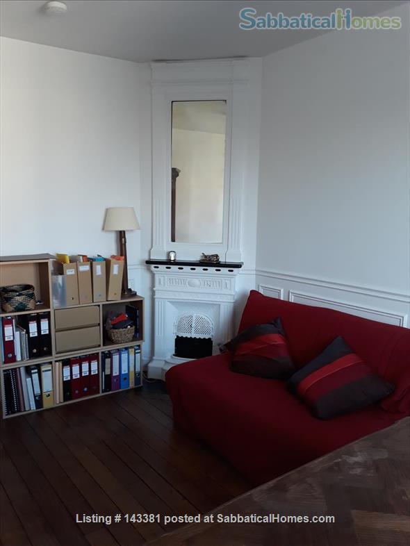 Charming 2 room-apartment in Paris (14e) Home Rental in Paris, Île-de-France, France 0