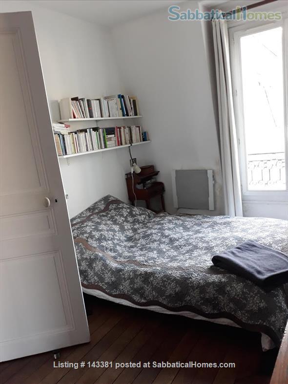 Charming 2 room-apartment in Paris (14e) Home Rental in Paris, Île-de-France, France 2