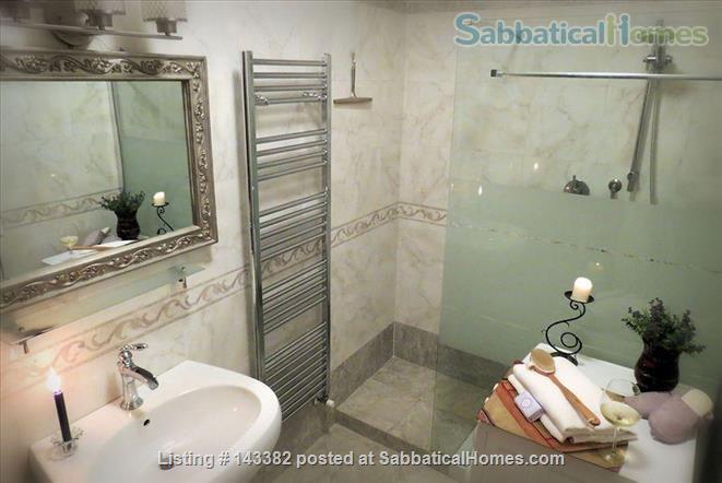 Ca' Venexiana, quiet 2 bedroom with private canalside courtyard ~ no extra fees Home Rental in Venezia, Veneto, Italy 6