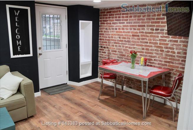 1BR Apt near Howard U, Catholic U and 3 blocks to Green Line Metro. Home Rental in Washington, District of Columbia, United States 0