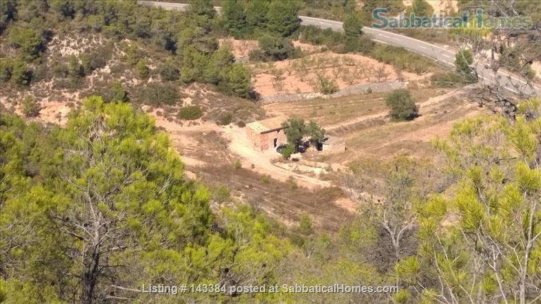 La Fatarella Nature Reserve & Learning Centre Home Rental in La Fatarella, CT, Spain 0