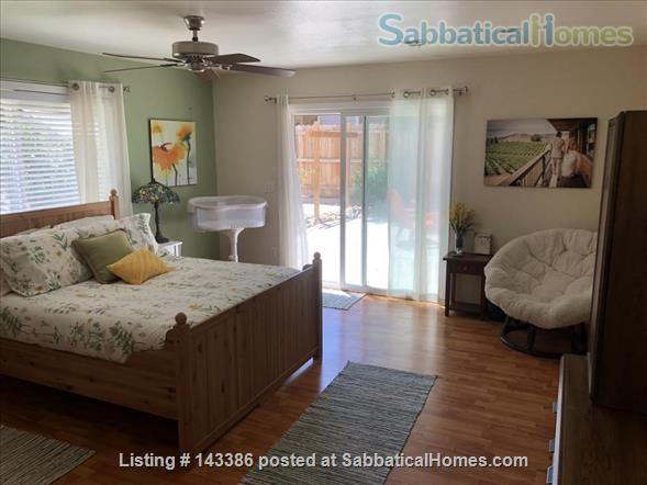 Cute 3 Bedroom, 2 Bath Furnished Home in Winters Home Rental in Winters, California, United States 4