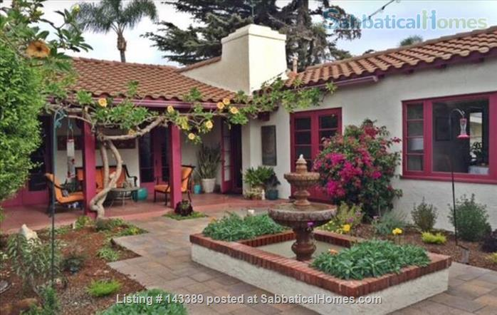 Gracious Coronado Home Near Beaches & San Diego Bay Home Exchange in Coronado, California, United States 1