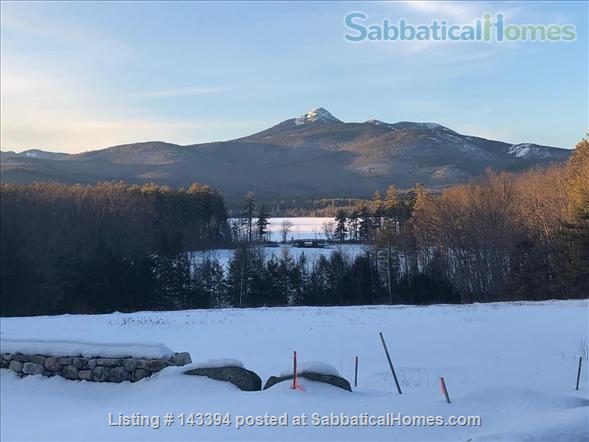 Cozy Cottage Apt on Conservation Land Near White Mountains Home Rental in Tamworth, New Hampshire, United States 9