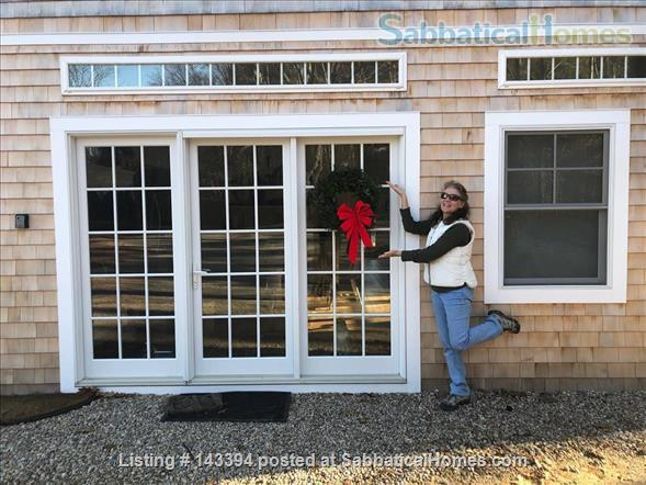 Cozy Cottage Apt on Conservation Land Near White Mountains Home Rental in Tamworth, New Hampshire, United States 0