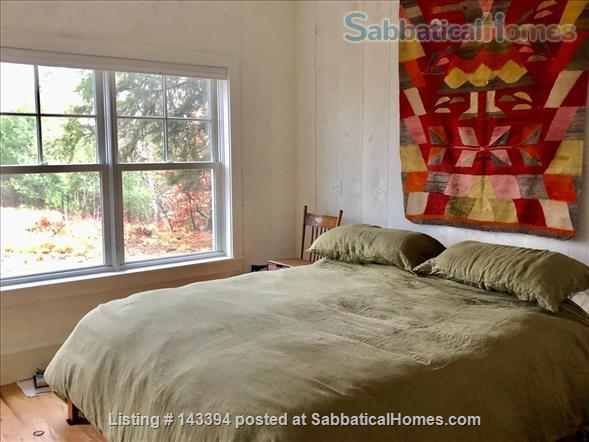 Cozy Cottage Apt on Conservation Land Near White Mountains Home Rental in Tamworth, New Hampshire, United States 4