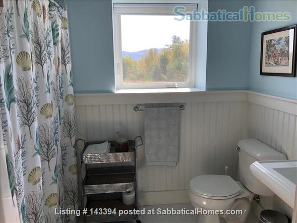 Cozy Cottage Apt on Conservation Land Near White Mountains Home Rental in Tamworth, New Hampshire, United States 5